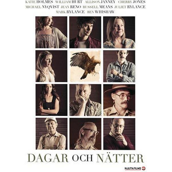 Dagar och nätter (DVD) (DVD 2014)