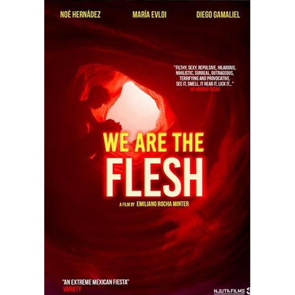 We are the flesh (DVD) (DVD 2016)