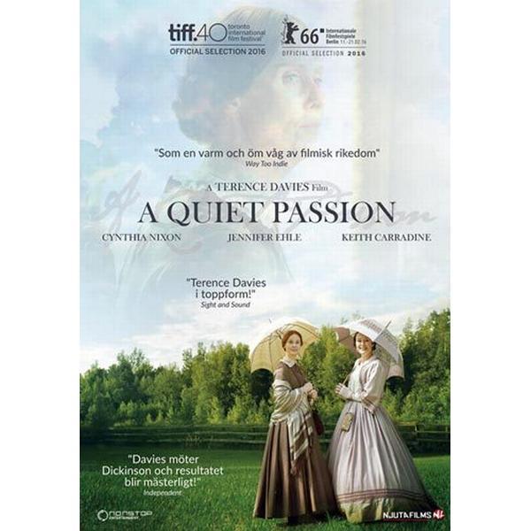 A quiet passion (DVD) (DVD 2016)