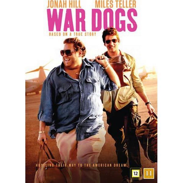 War dogs (DVD) (DVD 2016)