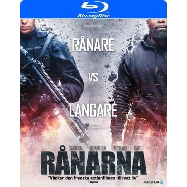Rånarna (Blu-ray) (Blu-Ray 2016)