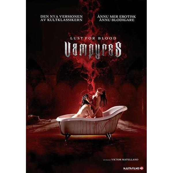 Vampyres (DVD) (DVD 2015)