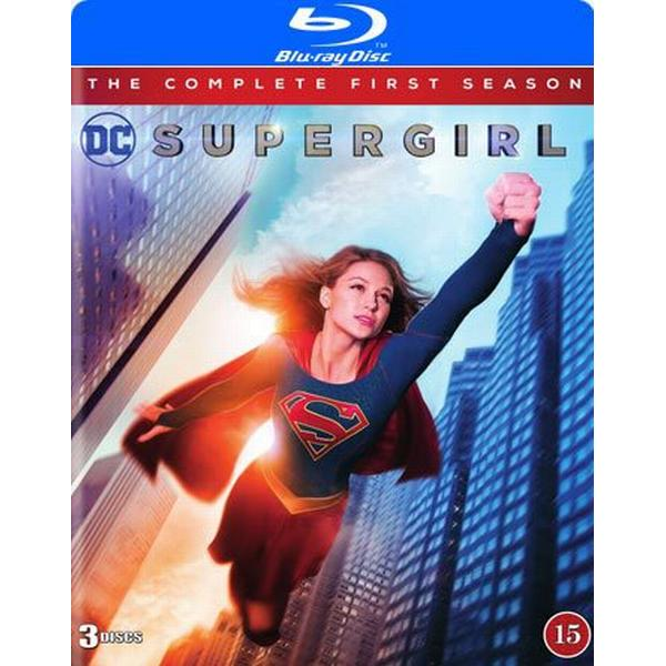 Supergirl: Säsong 1 (3Blu-ray) (Blu-Ray 2016)