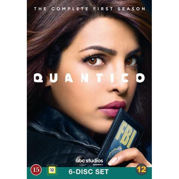 Quantico: Säsong 1 (6DVD) (DVD 2016)