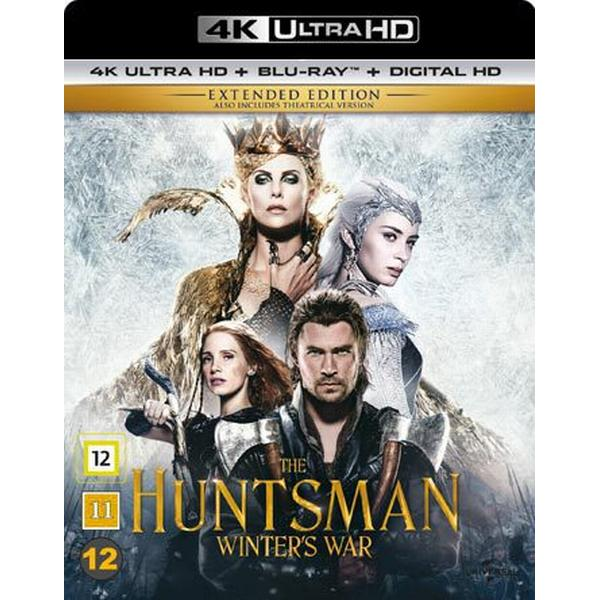 The Huntsman - Winter's war: Extended ed. (4K Ultra HD + Blu-ray) (Unknown 2016)