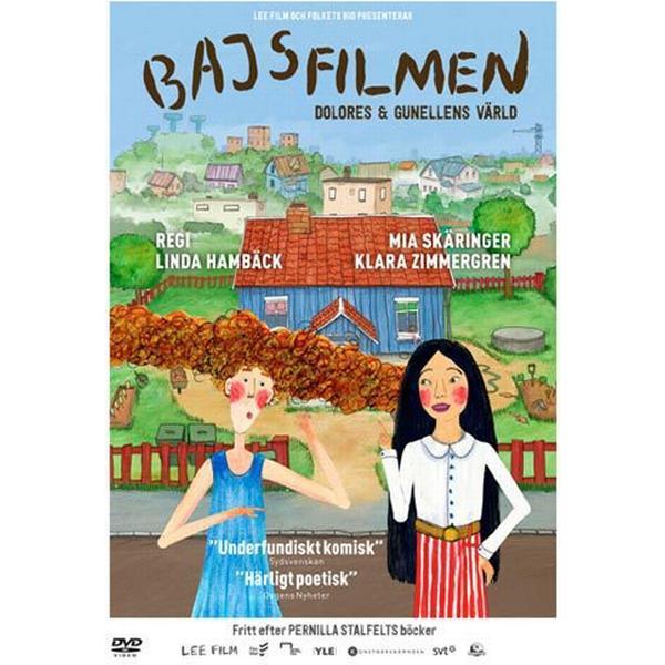 Bajsfilmen (DVD) (DVD 2016)