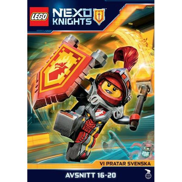 Lego Nexo Knights vol 4 (DVD) (DVD 2016)