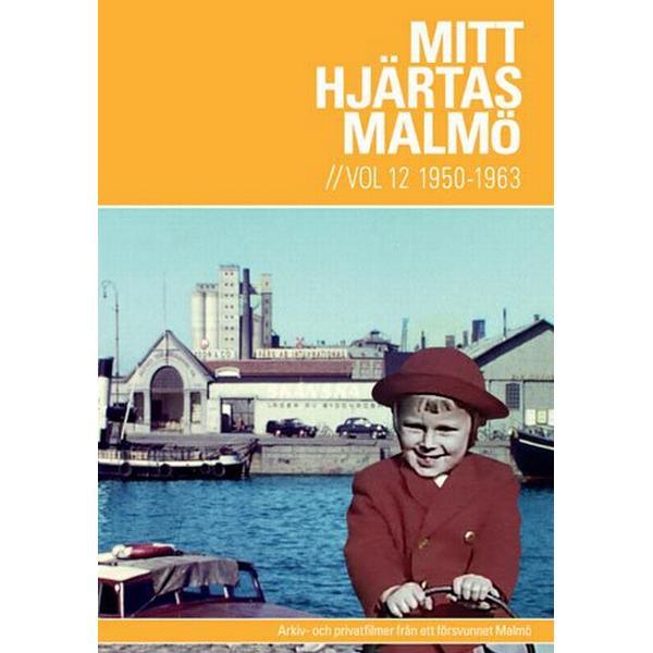 Mitt hjärtas Malmö 12 (DVD) (DVD 2013)