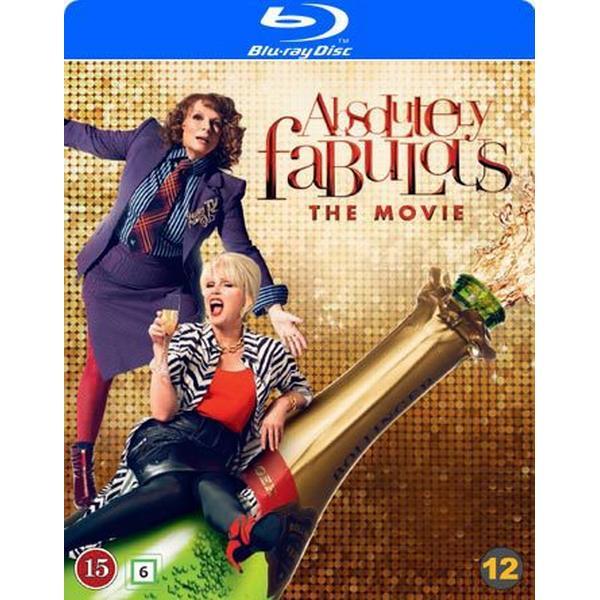 Absolutely Fabulous - The Movie (Blu-ray) (Blu-Ray 2016)