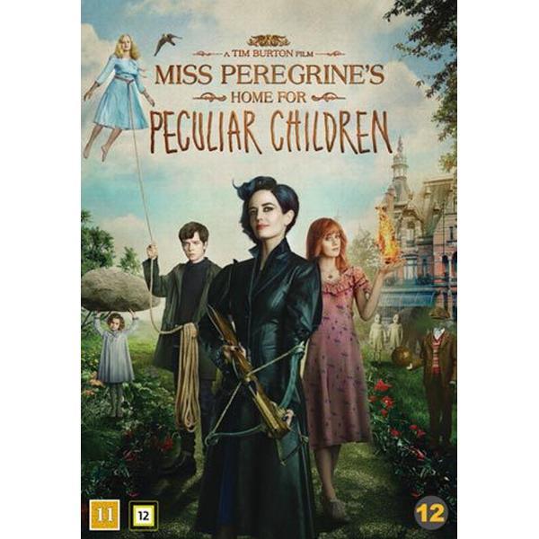 Miss Peregrines hem för besynnerliga barn (DVD) (DVD 2016)