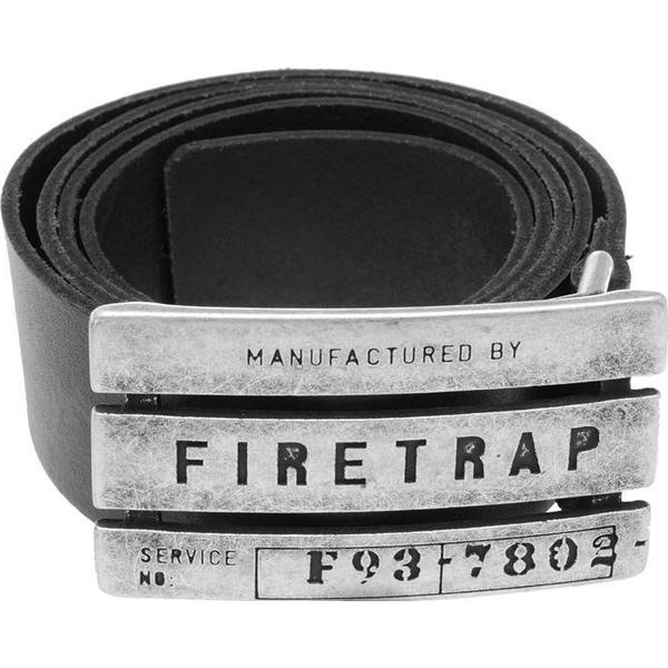 Firetrap Gate Belt - Black