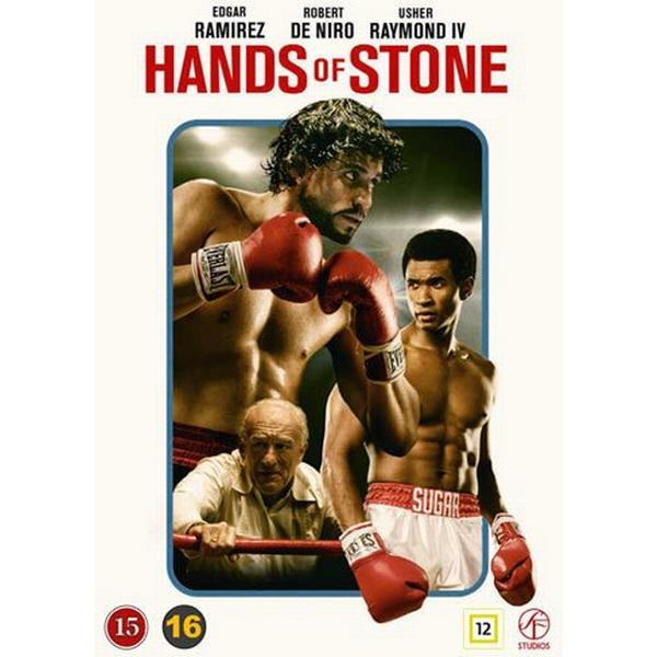 Hands of Stone (DVD) (DVD 2016)
