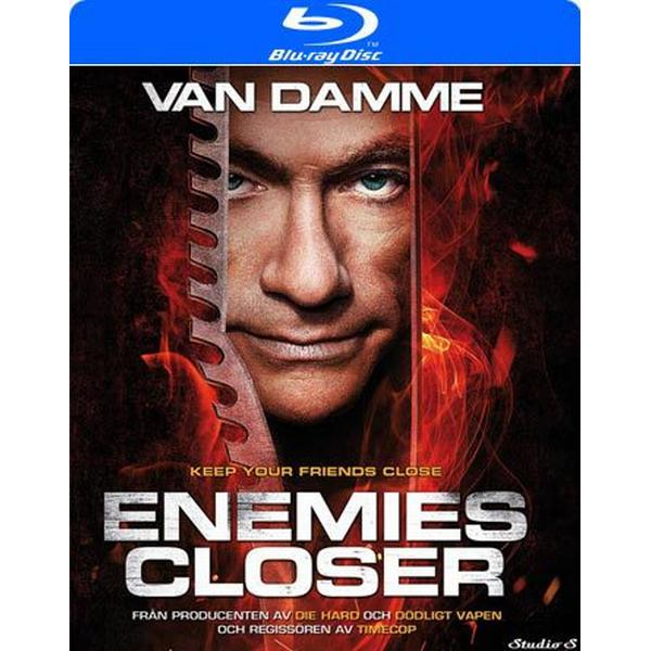 Enemies closer (Blu-ray) (Blu-Ray 2013)
