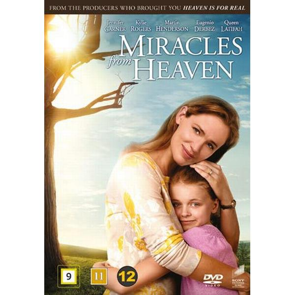 Miracles from heaven (DVD) (DVD 2016)