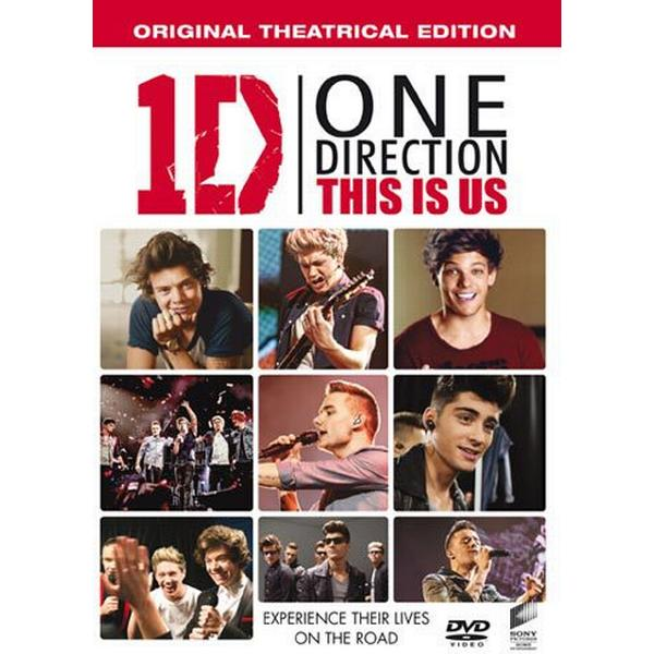 One Direction: This is us (DVD) (DVD 2013)