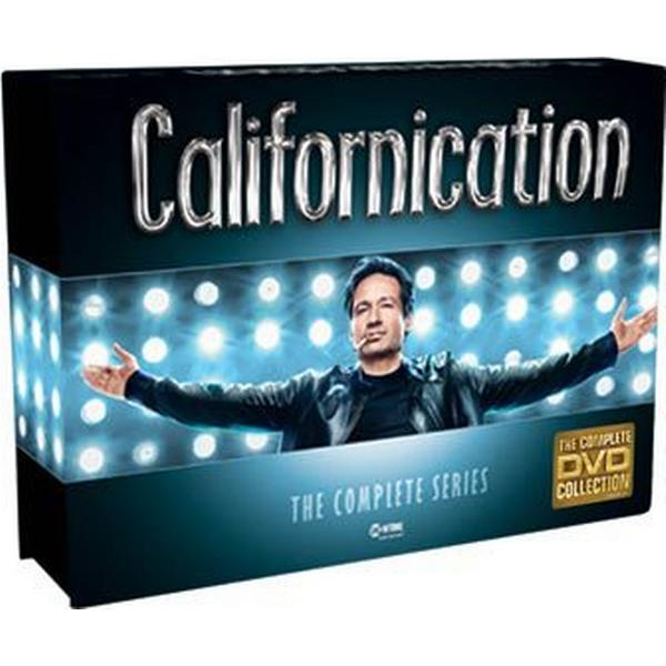 Californication: Säsong 1-7 (16DVD) (DVD 2015)