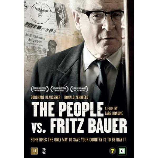 People vs Fritz Bauer (DVD) (DVD 2015)