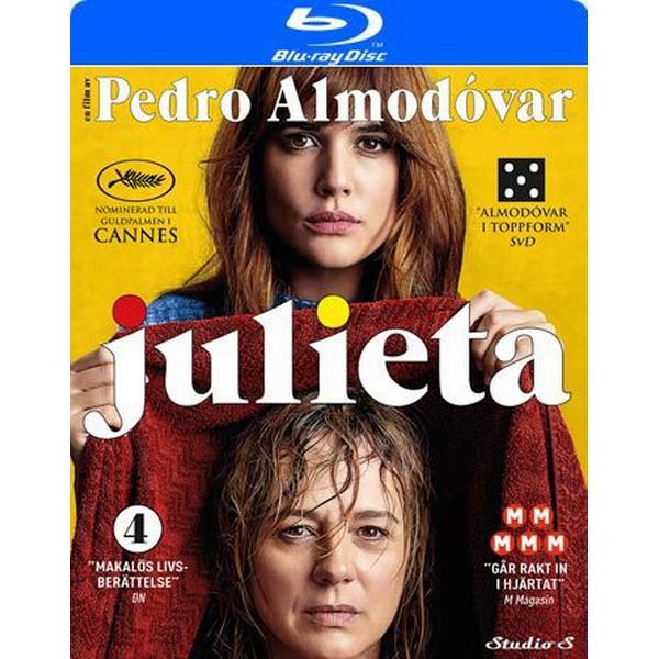 Julieta (Blu-ray) (Blu-Ray 2016)