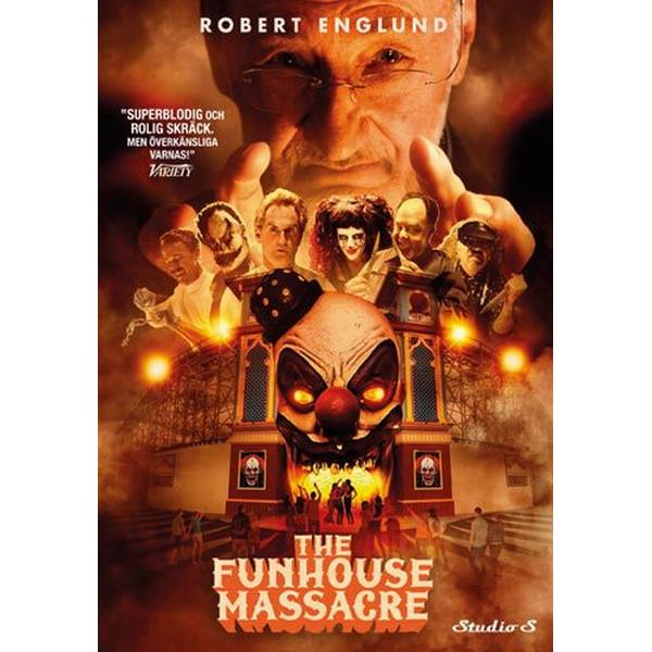 Funhouse massacre (DVD) (DVD 2015)