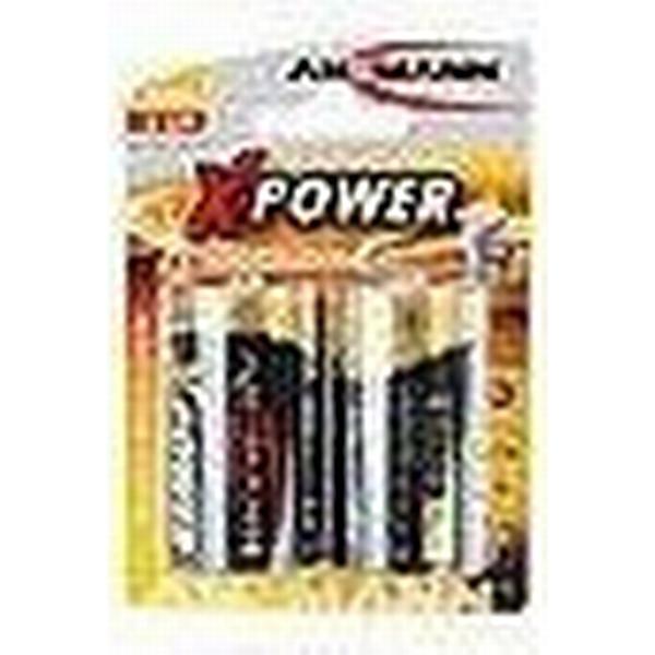 Ansmann X-Power Mono D 2-pack