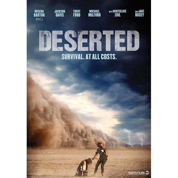 Deserted (DVD) (DVD 2016)