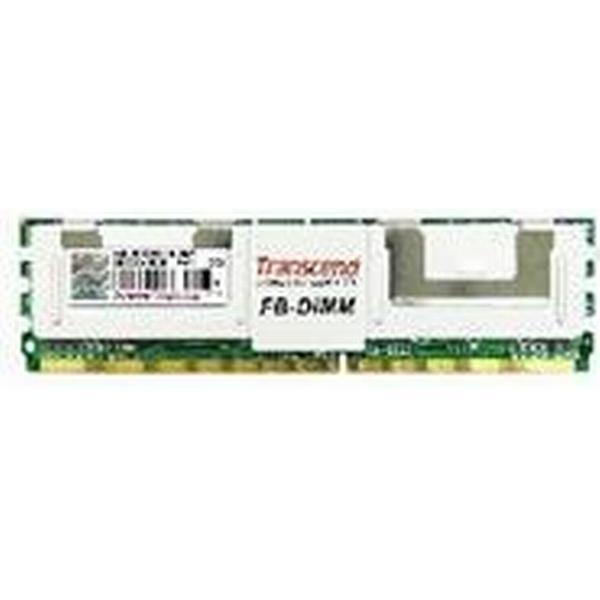 Transcend DDR2 800MHz 2GB ECC Reg (TS256MFB72V8U-T)