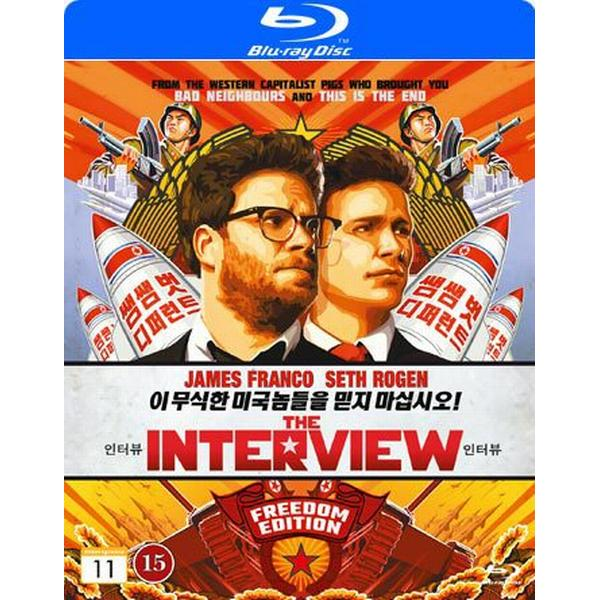 The Interview (Blu-ray) (Blu-Ray 2014)