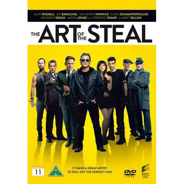 Art of the steal (DVD) (DVD 2013)