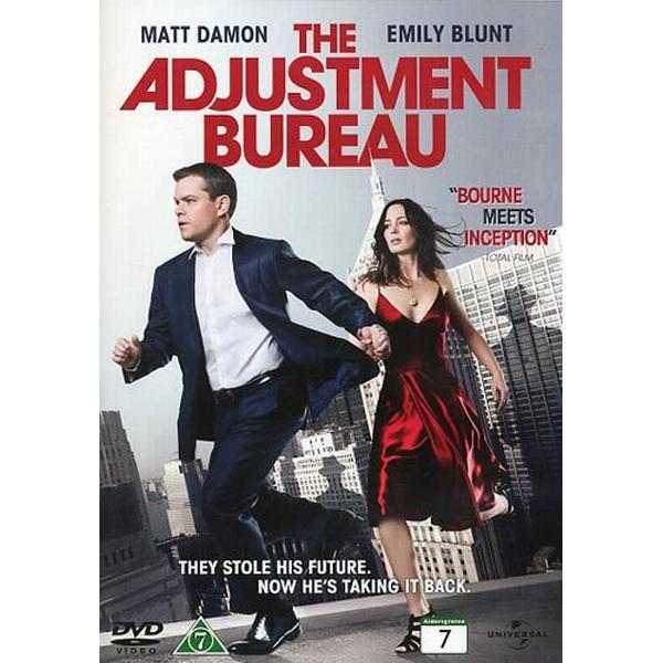 The adjustment Bureau (DVD) (DVD 2011)