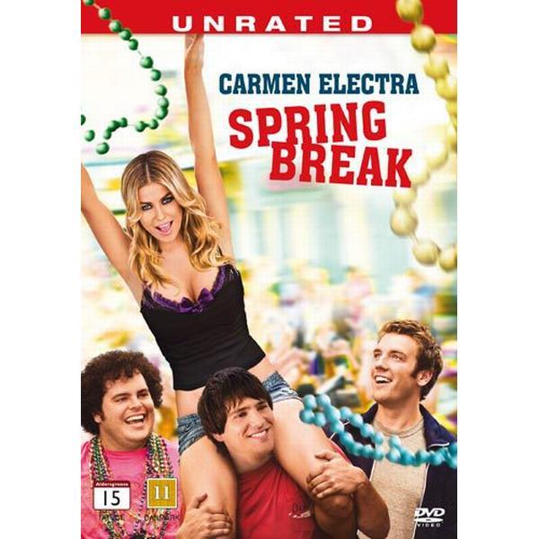 Spring break (DVD) (DVD 2011)