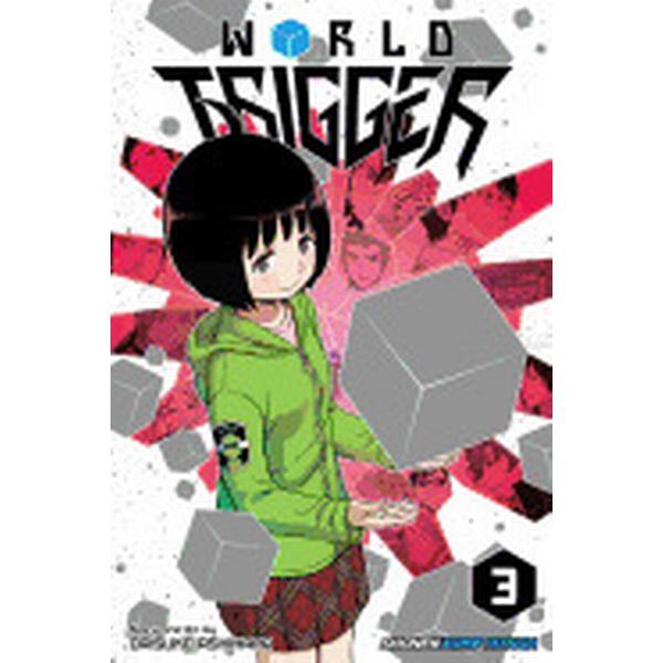 World Trigger, Vol. 3 (Häftad, 2014)
