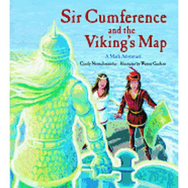 sir cumference and the vikings map charlesbridge math adventures