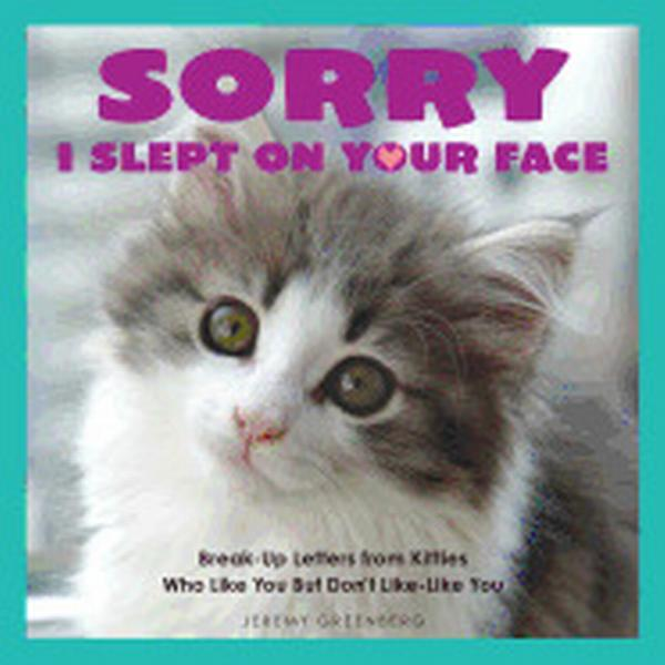 Sorry I Slept on Your Face (Pocket, 2016)