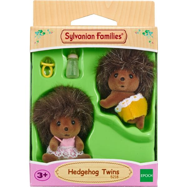 Sylvanian Families Bramble Hedgehog Twins