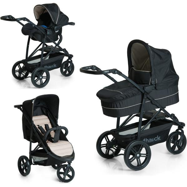 Hauck Rapid 3 Plus Trio Set (Duo) (Travel system)