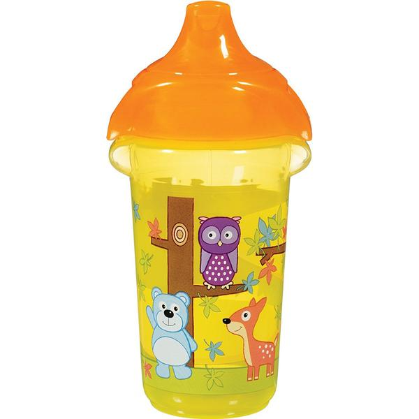 Munchkin Click Lock Deco Sippy Cup Squirrels 266ml