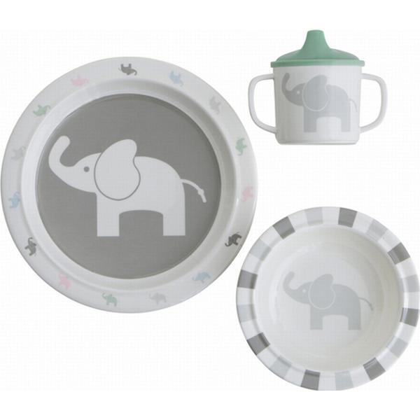 Rätt Start Elephant Dinner Set 3-pack