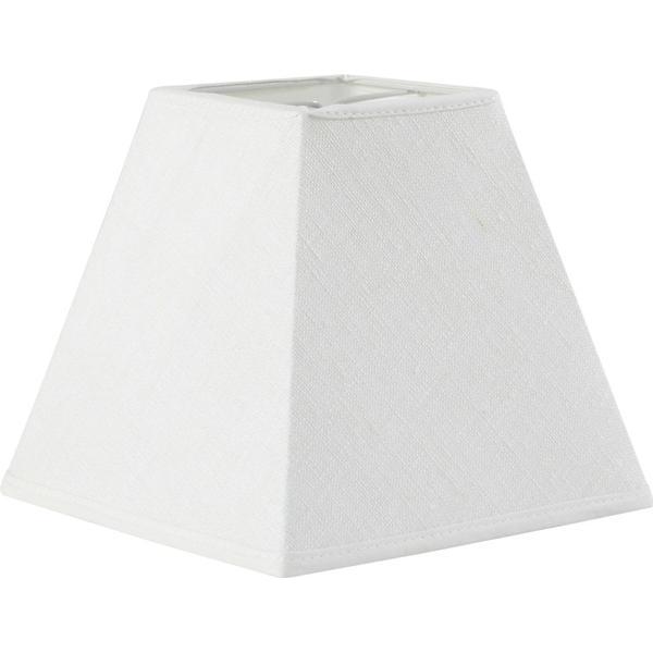 PR Home Kvadrat Lin 15cm Lampskärm