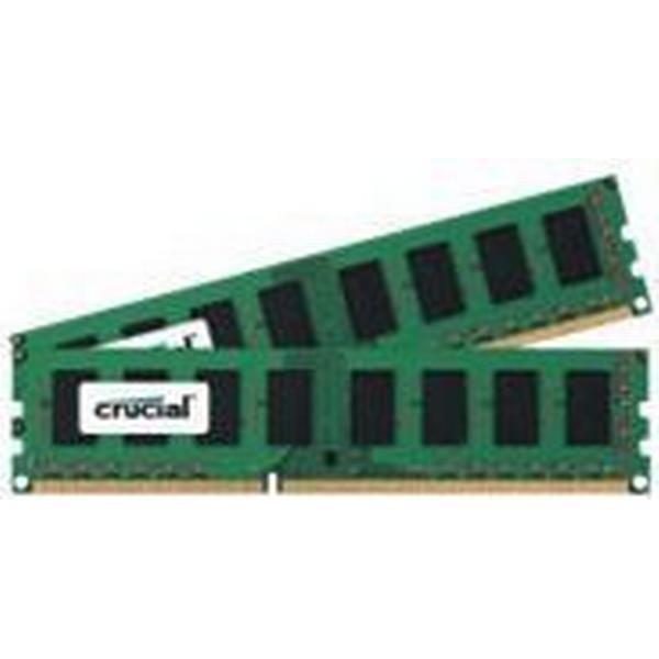 Crucial DDR3 1866MHz 2x4GB (CT2K51264BD186DJ)