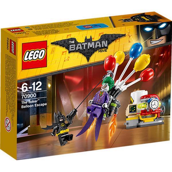 Lego The Batman Movie Joker Ballonflugt 70900