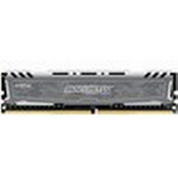 Crucial Ballistix Sport LT Gray DDR4 2400MHz 8GB (BLS8G4D240FSBK)