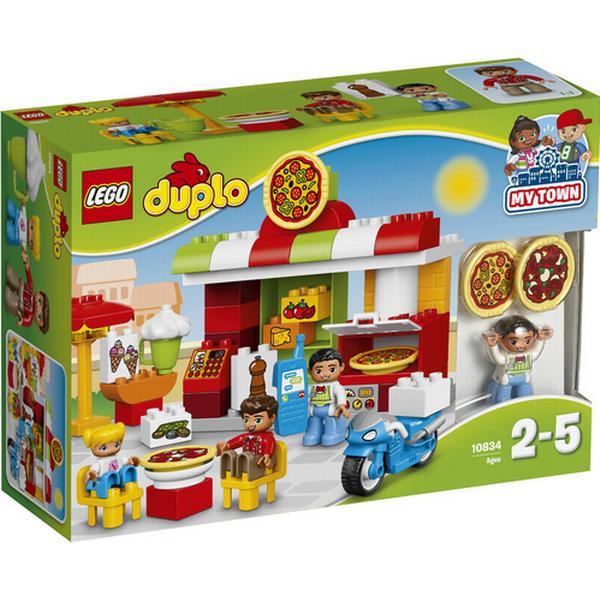 Lego Duplo Pizzeria 10834 Compare Prices Pricerunner Uk
