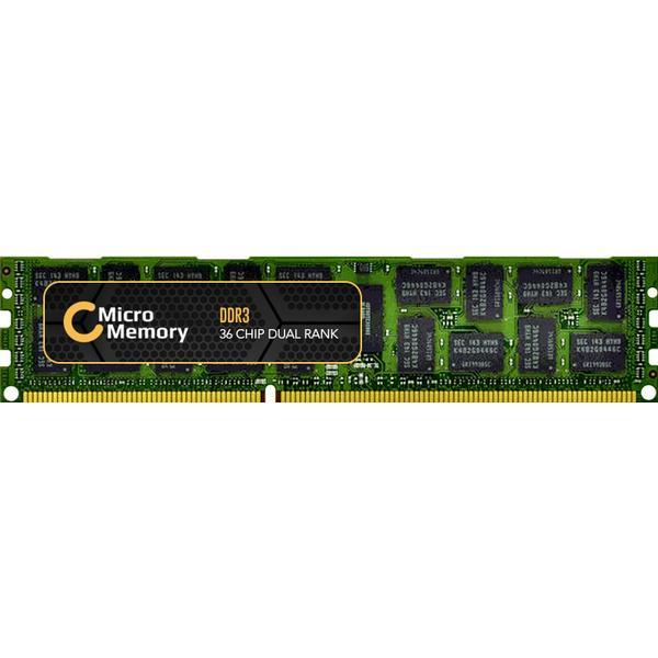 MicroMemory DDR3 1333MHz 4GB ECC Reg for Dell (MMD8823/4GB)