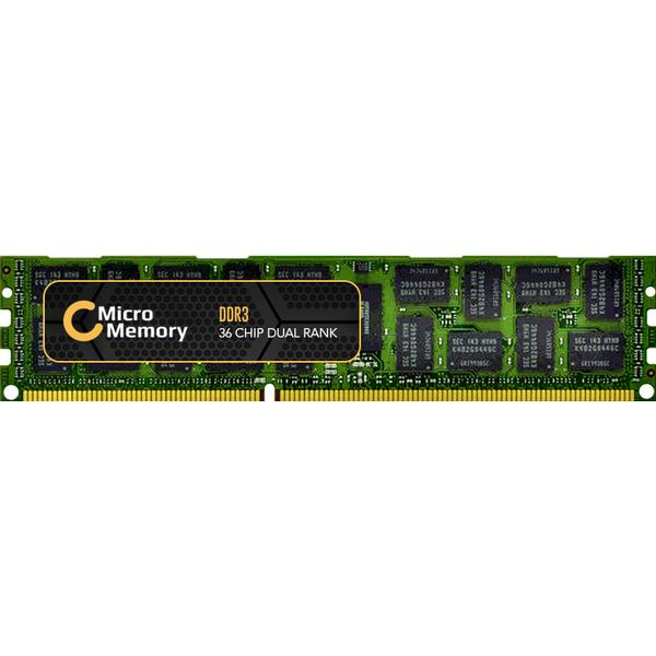 MicroMemory DDR3 1600MHz 16GB ECC Reg for Fujitsu (MMG2453/16GB)