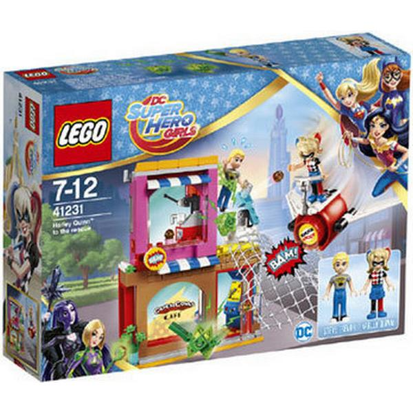 Lego DC Super Hero Girls Harley Quinn to the Rescue 41231