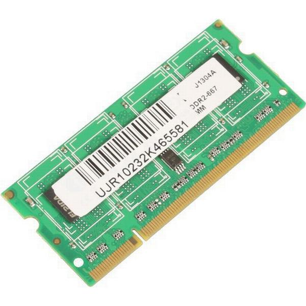 MicroMemory DDR2 667MHz 1GB för Fujitsu ( MMG1130/1024)