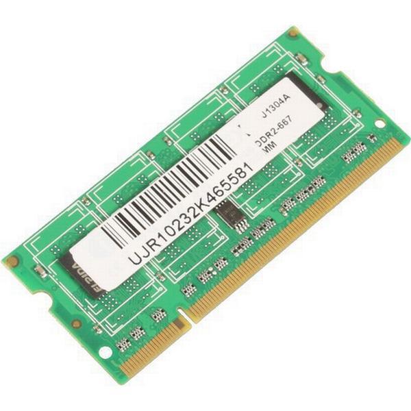 MicroMemory DDR2 667MHz 1GB for Fujitsu (MMG2376/1GB)