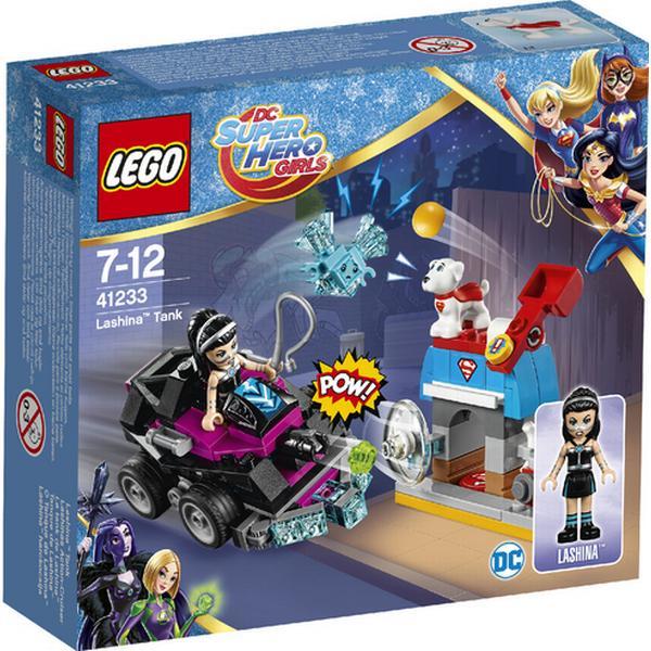 Lego DC Super Hero Girls Lashina Kampvogn 41233
