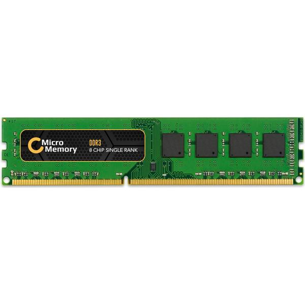 MicroMemory DDR3 1333MHz 1GB for Fujitsu (MMG1101/1024)