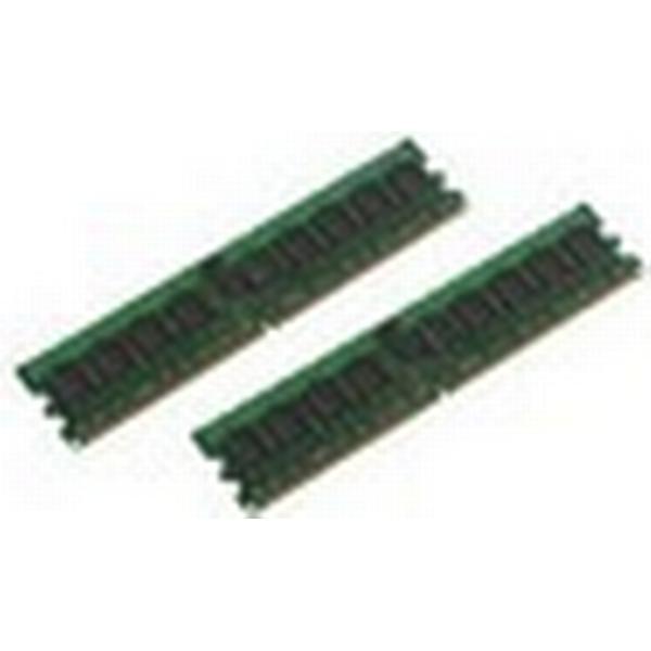 MicroMemory DDR2 667MHz 2x8GB ECC Reg For HP (MMH9677/16GB)
